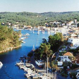 Остров Пакси, Греция. Описание и достопримечательности