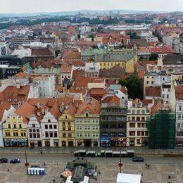 Город Пльзень (Чехия) – Динопарк и другие достопримечательности