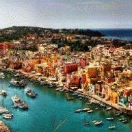 Остров Прочида (Италия) – неспешная прогулка по достопримечательностям