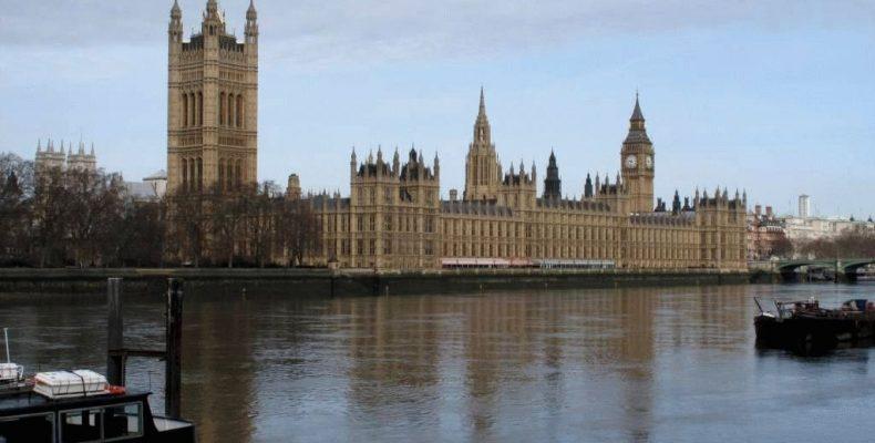 Река Темза в Лондоне – фото