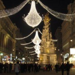 Рождественская Вена – ярмарки и базары с подарками для детей