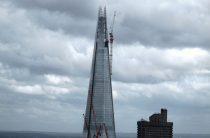 Башня Shard (Осколок) – новая достопримечательность Лондона