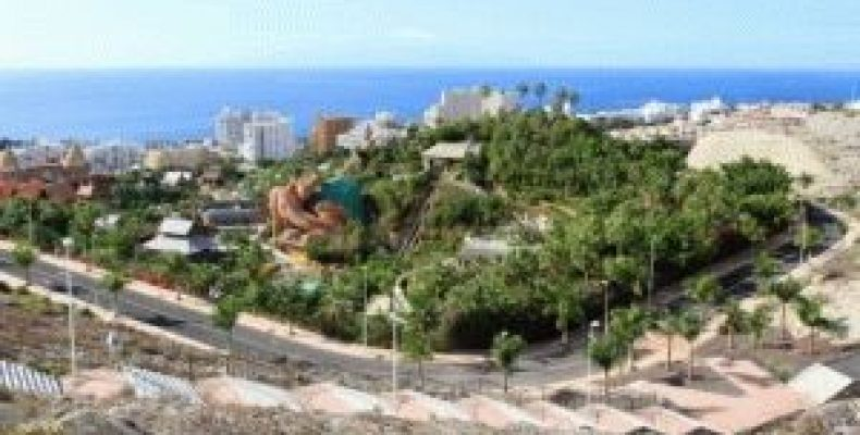Сиам-парк, Тенерифе – лучший аквапарк Испании