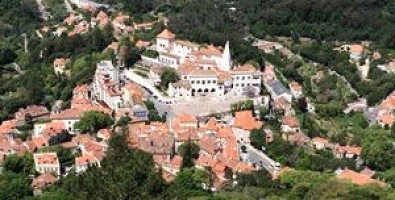 Достопримечательности Синтры (Португалия), удобный маршрут по городу