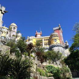 Дворец Пена в Синтре – фото, история, рекомендации по посещению