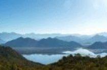 Скадарское озеро, парк Дурмитор и Биоградска Гора – уникальная природа Черногории