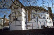 Театр Шекспира «Глобус»  в Лондоне – здание с соломенной крышей