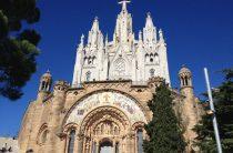 Тибидабо, Церковь Святого Сердца Sagrat Cor – фото