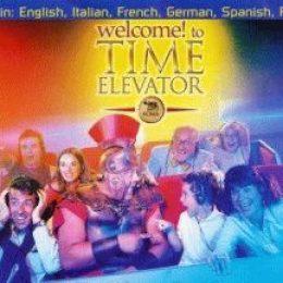 История Рима для детей – кино-аттракцион Time Elevator Rome