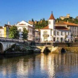 Город Томар (Португалия) – резиденция тамплиеров с припрятанными сокровищами