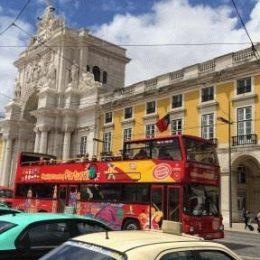 Туристические автобусы в Лиссабоне, экскурсионный трамвай