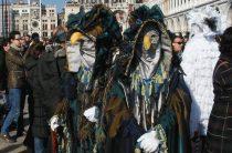 Венецианский карнавал – фото