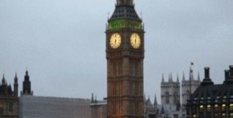 Время в Лондоне сейчас: сколько времени