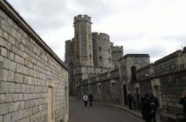 Замок Виндзор (Windsor Castle) – загородная резиденция королевской семьи