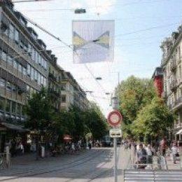 Достопримечательности Цюриха, Швейцария  – прогулка по городу